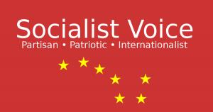 Socialist Voice social media image